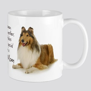 Collie Mom Mugs
